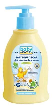 Мыло детское Nolken Hygiene Products Babyline С экстрактами ромашки и алоэ вера