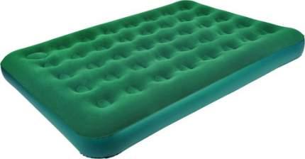 Надувная кровать ножным насосом RELAX Flocked Air Bed Double (JL026087-1N)