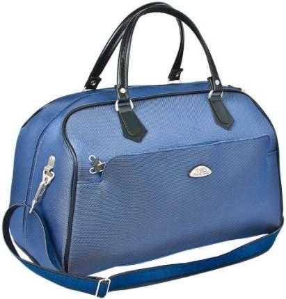 Дорожная сумка Polar 7052 синяя 49 x 25 x 29