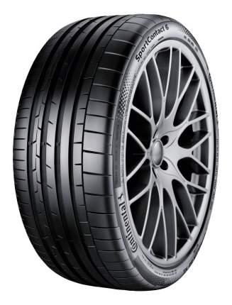 Шины Continental SportContact 6 335/25 R22 105(Y) XL