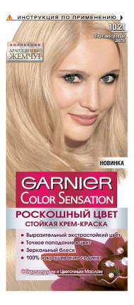 """Краска для волос Garnier Color Sensation """"Перламутровый шелк"""" C4971400, тон 10.21"""