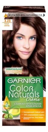 Краска для волос Garnier Color Naturals 3.23 Темный шоколад