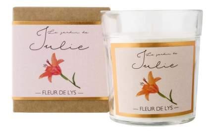 Ароматическая Le Jardin de Julie свеча Лилия VV008FLLJ