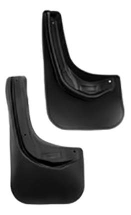 Брызговики задние RENAULT Sandero Stepway, 2010-2014 2 шт, (полиуретан)