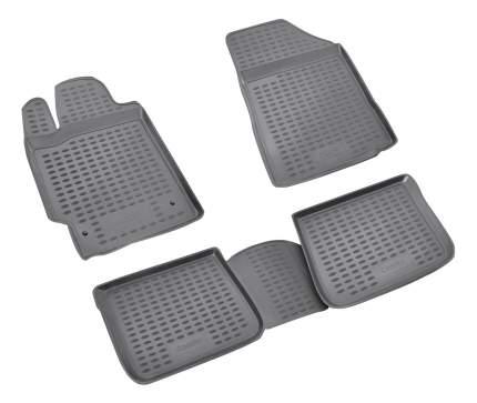 Комплект ковриков в салон автомобиля Autofamily для Toyota (NLC.48.02.210k)