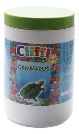 Корм для рептилий Cliffi для черепах, большие сушеные креветки, 30г