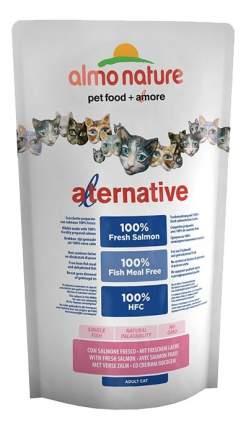 Сухой корм для кошек Almo Nature Alternative, лосось, 0,75кг