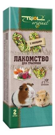 Лакомство для грызунов Triol с овощами, 70г
