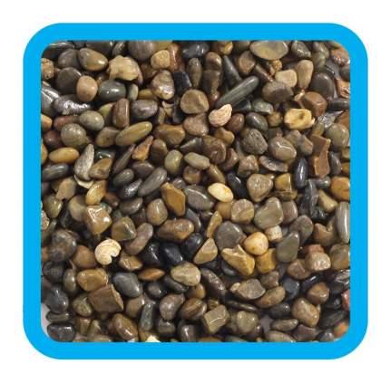 Triol Грунт 20205C Меланж темно-коричневый 6-9 мм, 2 кг
