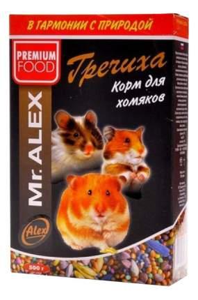Корм для грызунов Mr.Alex Гречиха 0.5 кг 1 шт