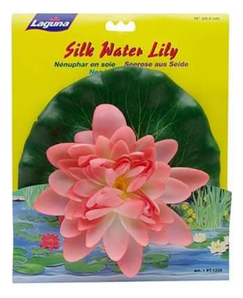Hagen Растение пластиковое Лилия плавающая, 25 см