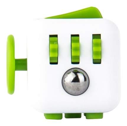 Игрушка-антистресс FIDGET CUBE Green White