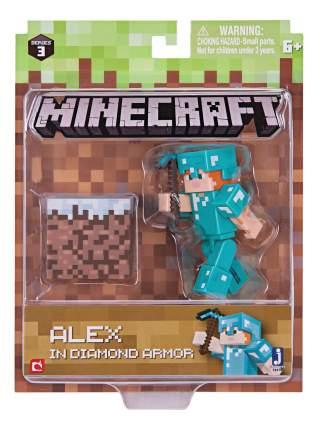 Набор фигурок Jazwares Games: Minecraft: Alex