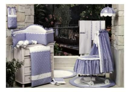 Текстильный бортик для кроватки BabyPiu Мягкий бортик BABYPIU 22L,150P Нежность