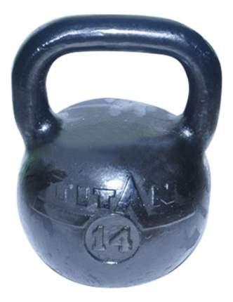 Гиря цельнолитая MB Barbell Atlet 14 кг