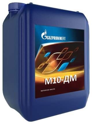 Моторное масло Gazpromneft М-10ДМ 15W-40 10л