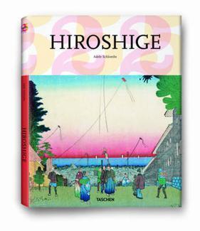 Книга Hiroshige