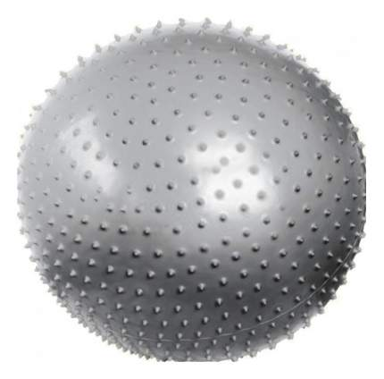 Мяч массажный Bradex Фитбол-75 Плюс, серебристый, 75 см