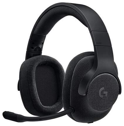 Игровые наушники Logitech G433 7.1 Triple Black