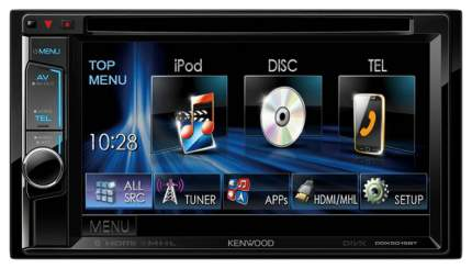Автомобильная магнитола Kenwood DDX-5016BTR 4x50Вт