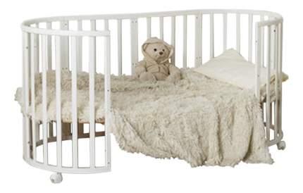 Кровать Incanto Mimi 7 в 1 белый
