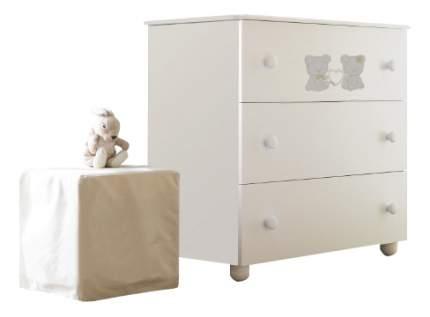Комод детский PALI Smart Maison Bebe белый