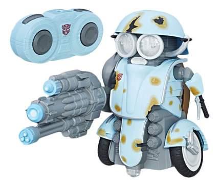 Интерактивный робот Transformers Autobot Sqweeks RC