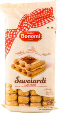 Печенье савоярди Forno Bonomi ladyfingers для тирамису 400 г