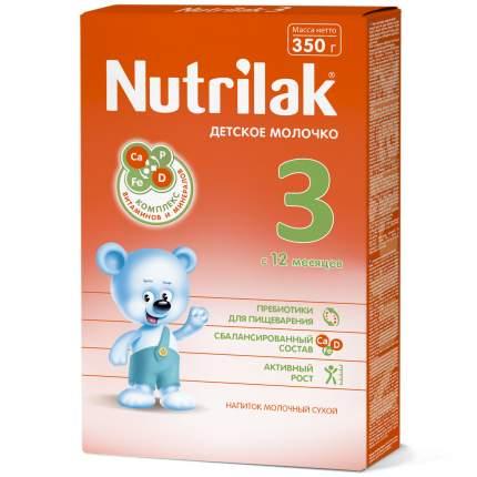 Молочная смесь Nutrilak 3 от года 350 г