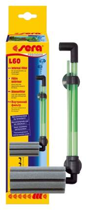 Фильтр для аквариума sera 5Вт 60л/ч 60л макс. 8500