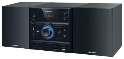 Музыкальный центр Mini Hyundai H-MS 260 черный