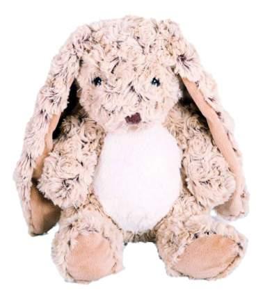 Мягкая игрушка Button Blue Кролик сидячий шоколадный, 21 см