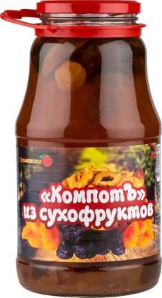 Компот Еремеевское из сухофруктов 1.8 л