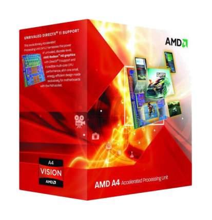 Процессор AMD A4 4000 Box