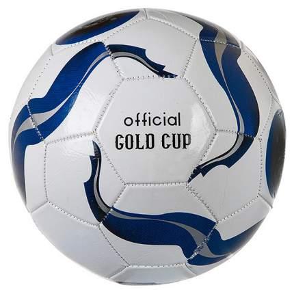 Футбольный мяч Gratwest Т24448 №5 blue/white