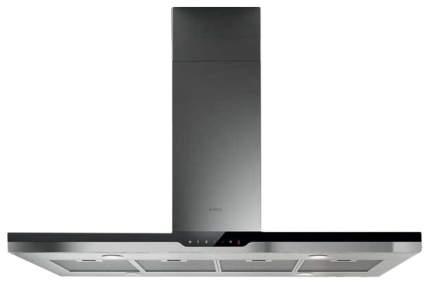Вытяжка купольная Elica Top Sense IXBL/F/90 Silver/Black