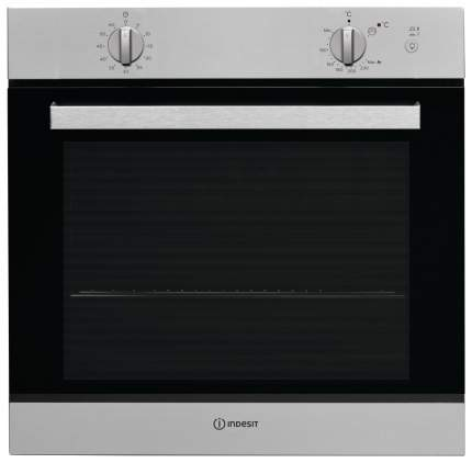 Встраиваемый газовый духовой шкаф Indesit IGW 620 IX Silver