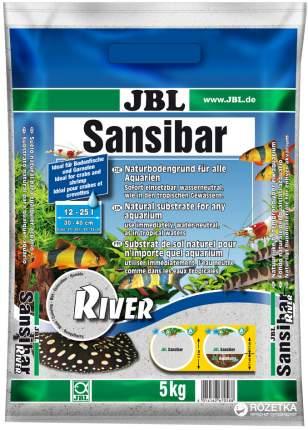 Грунт для аквариума JBL Sansibar мелкий декоративный, снежно-белый, 5 кг