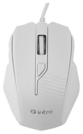 Проводная мышка Incar (Intro) MU195 White