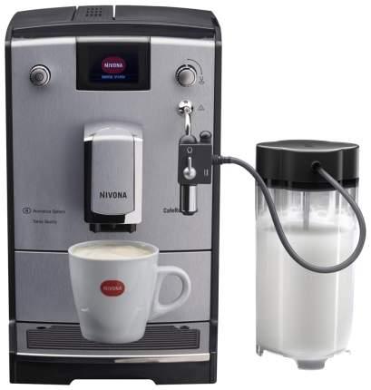 Кофемашина автоматическая Nivona NICR 670 Silver/Black