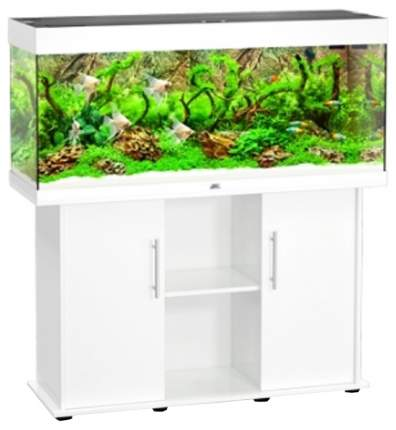 Аквариум для рыб Juwel Rio 240 LED, белый, 240 л