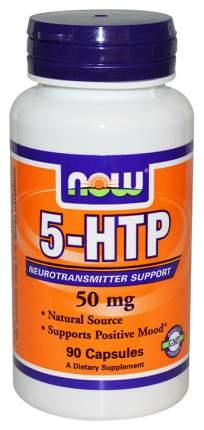 NOW Sports 5-HTP 90 капсул без вкуса