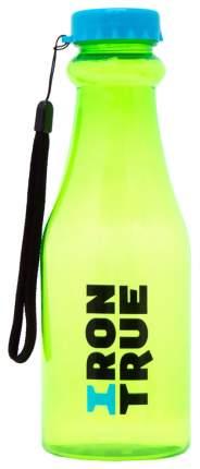 Бутылка IronTrue 1 кам. 550 мл голубой, зеленый