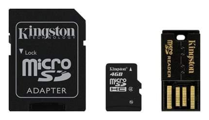 Карта памяти Kingston Micro SDHC MBLY4G2 4GB