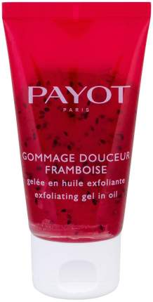 Скраб для лица Payot Les Demaquillantes Payot Gommage Douceur Framboise 50 мл
