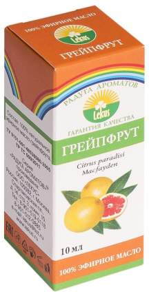 Эфирное масло Lekus Грейпфрут 10 мл