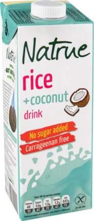 Напиток рисовый Natrue с кокосовым молоком без сахара 1 л