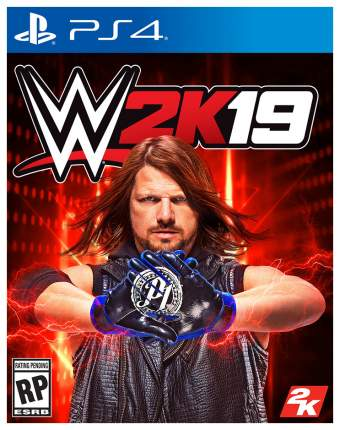 Игра для Playstation 4 2K Sports WWE 2K19