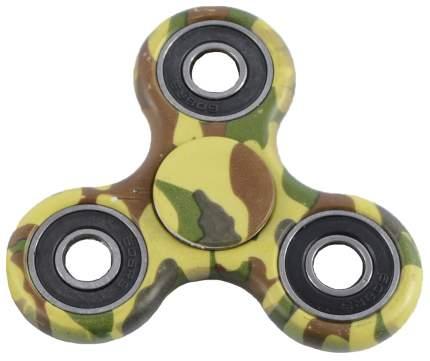 Спиннер Fidget Spinner металлический подшипник, зеленый камуфляж