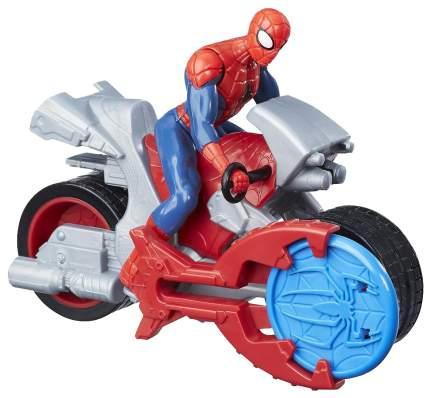 Игровой набор Marvel Hasbro Blast N Go Spider-Man B9705EU6